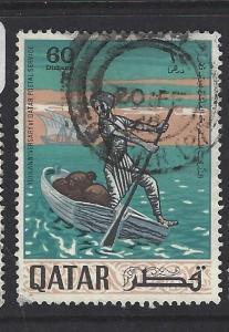 QATAR (P1501B)  BOAT  SG 231   VFU