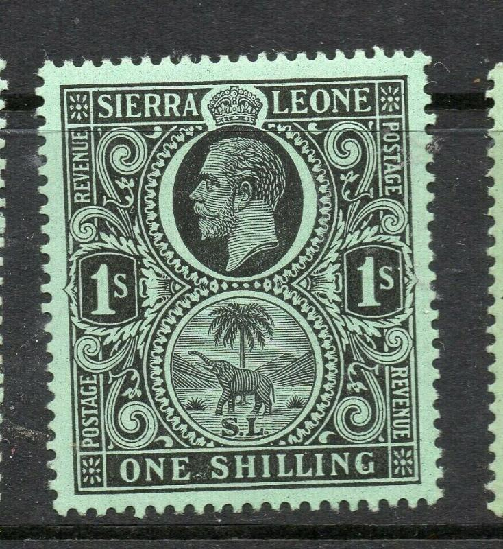 Sierra Leone 1912 Early Issue Fine Mint hinged Shade of 1S. 303688