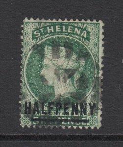 St. Helena, Sc 33 (SG 35), used