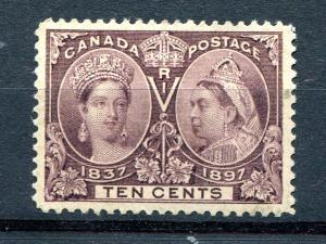 Canada #57  Mint  Superb        - Lakeshore P...