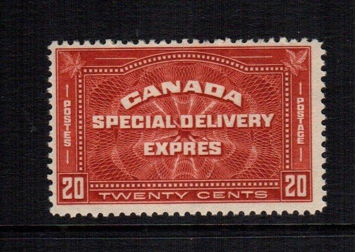 Canada  E4  MH cat $ 65.00