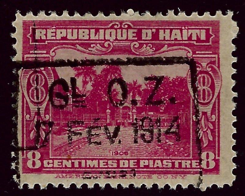 Haiti #185 Unused F-VF...Bid to win!!