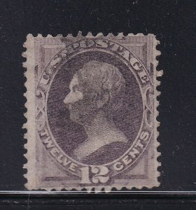 151 F-VF used neat light cancel with nice color scv $ 220 ! see pic !