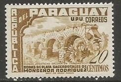 PARAGUAY 492 MOG O557-4