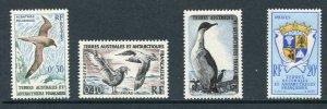 FSAT Scott 12-15, Birds, Coat of Arms, NH