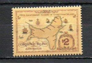 Christmas Island 357 MNH