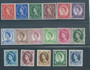 Gr. Britain 292-308 LH