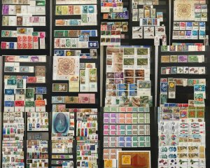 ISRAEL Mid/Modern MNH Collection(Apprx 500+Items)GM539