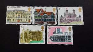 Great Britain 1975 Townscapes Mint