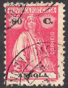 ANGOLA SCOTT 158Z