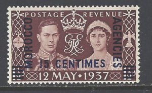 Great Britain - Morocco Sc # 439 mint never hinged (RS)