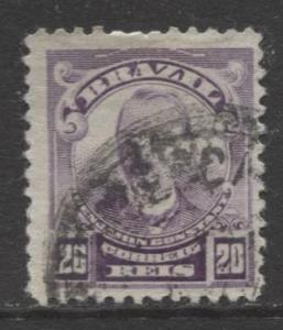 Brazil - Scott 175 - People Definitives Issue -1906 - Used - Single 20r Stamp