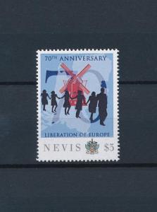 [80886] Nevis 2011 Second World war Liberation Europe Windmill MNH