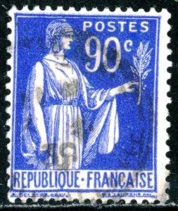 FRANCE #276 , USED - 1938 - FRAN176
