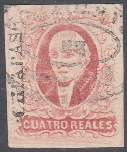 MEXICO  An old forgery of a classic stamp...................................C779