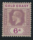 Gold Coast SG 94 Scott #89   Mint  Hinged   see details