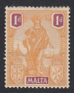 Malta Sc 100 (SG 125), MHR