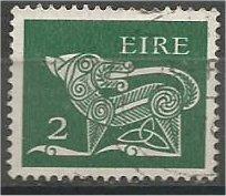 IRELAND, 1971, used 2p, Definitive. Scott 291