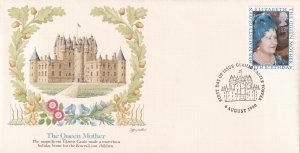 1980, Great Britain: The Queen Mother, FDC (E11391)