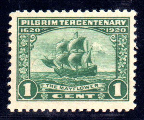548 VF/XF JUMBO OG NH, big stamp, fresh color g7728