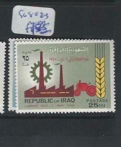 IRAQ   (P2803B) SG 802-3   MNH