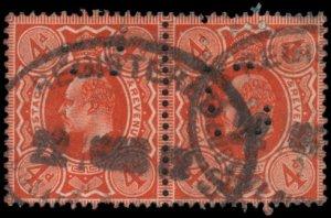 Great Britain 144c