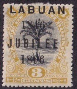 Labuan #68 Mint