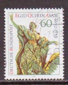Germany #1756  Used  (1992)  c.v. $0.50