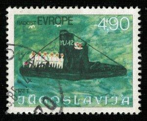 Submarine, (3498-T)