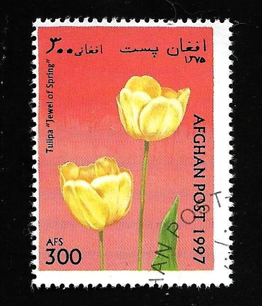 Afghanistan 1997 - U - Unlisted - Pic 1 *