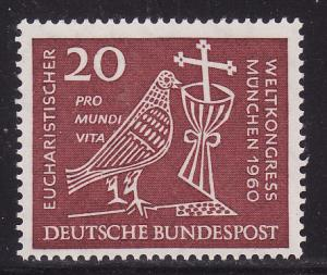 Germany #812 F-VF Mint NH **