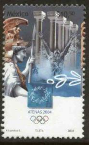 MEXICO 2355, Summer Olympics, Athens Greece 2004. MINT, NH. VF.
