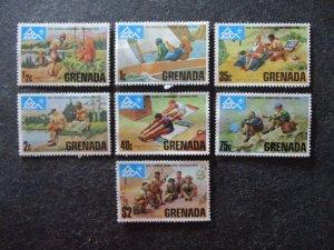 Grenada #644-50 Mint Hinged - I Combine Shipping (3CD5)