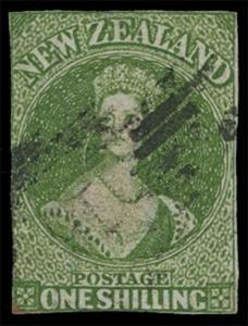 New Zealand Scott 3 Gibbons 3 Used Stamp