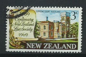 New Zealand SG 894 Very Fine Used