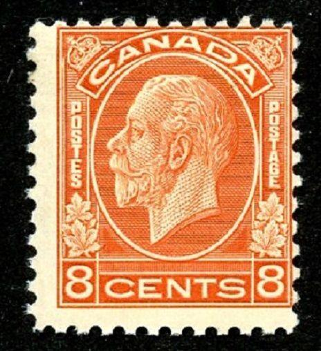 Canada Scott 200 Unused Picturing King George V