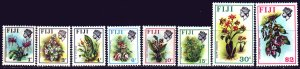 Fiji. 1971. 276x-91x from the series. Flowers, flora. MNH.