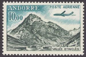 ANDORRA-FRENCH SCOTT C8