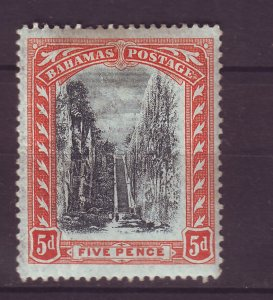J24088 JLstamps 1901-3 bahamas mh #34 wmk 1