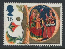 Great Britain SG 1582    Used  - Christmas