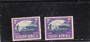 South Africa  Defins MNH/MH