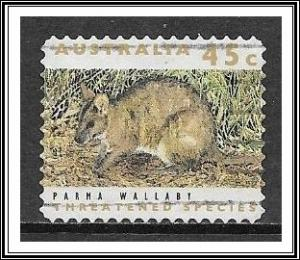 Australia #1241 Threatened Species S/A Used