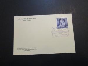Austria 1936 Muttertag Series First Day Card - Z3627
