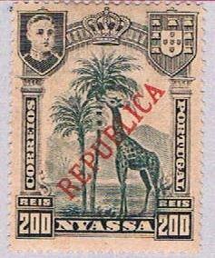 Nyassa 59 MLH Giraffe 1911 (BP3789)