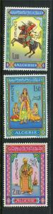 Algeria #362-4 Mint