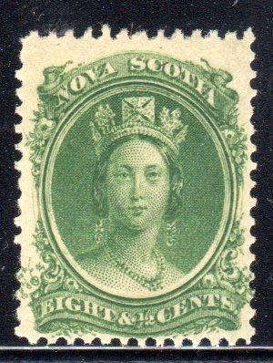 Nova Scotia  11  H   cv$12.00
