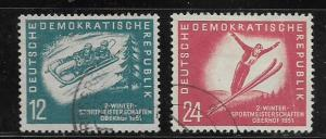 DDR Used 76 / 77 Winter Sports