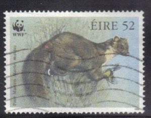 IRELAND SCOTT# 871 USED 52c 1992 PINE MARTEN SEE SCAN