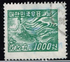 Korea SC# 126, Used.   Lot 12292014