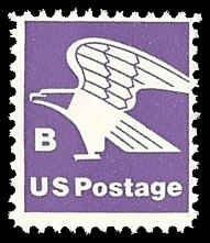 PCBstamps   US #1818 (18c)B Eagle, 1980, MNH, (11)